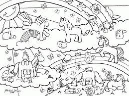 printable coloring pages unicorn coloring home
