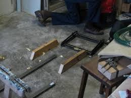 fabriquer un siege baquet faire siège baquet wardiz