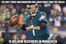 Funny Eagles Meme - 19 best memes of the sam bradford trade between the eagles