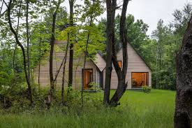 Pictures Of Cottage Style Homes These Pared Down Cabins Were Built To Inspire Classical Musicians