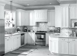 gray glass tile kitchen backsplash white mosaic tile backsplash white kitchen cabinets with neat wall