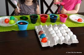 easter egg dye kits egg dying with paas a time out for