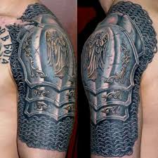 shoulder tattoos for