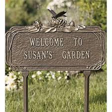 outdoor memorial plaques personalized outdoor plaque outdoor memorial plaques heavenly home