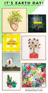 earth day inspired home decor u2013 deny designs