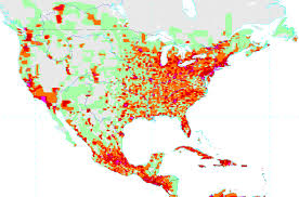 Population Density Map Us Plant And Soil Sciences Elibrary Print Lesson