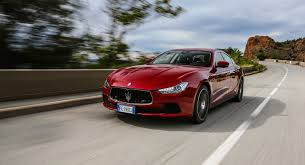maserati 2017 2017 maserati ghibli pricing and specs more power and even more