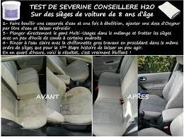 produit pour nettoyer les sieges de voiture oxypur et gant multi usages sur sièges de voiture stéphanie