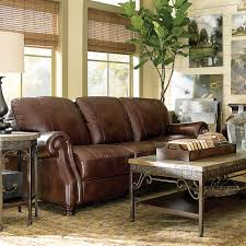 love the various textures leather bradford sofa from becky