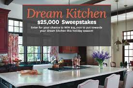 Kitchen Makeover Sweepstakes - kitchen makeover sweepstakes sweepstakesbible