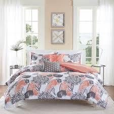 best 25 coral comforter set ideas on pinterest queen bed