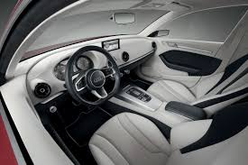 Audi S3 Interior For Sale Future Audi A3 Hatch And Sedan Previewed In Official Sketches