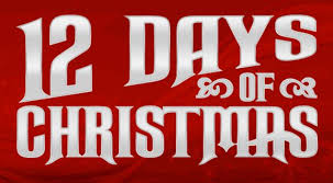 12 days of christmas song lyrics 2017