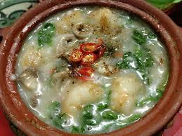 hanoi cuisine chao ca food hanoi best food in hanoi