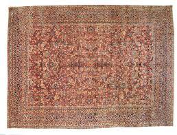 studio persiani kirman antico tappeto persiano floreale finissimo morandi tappeti