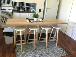 Murphy Table Ikea by Dining Table Dining Room Space Simple Dining Dining Table