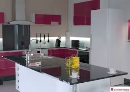 glass interior fitting panel for kitchens multi function