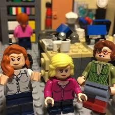 lego office lego version u0027the office u0027s u0027 dunder mifflin simplemost