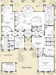 Single Level House Plans 2800 Square Feet One Story House Plans