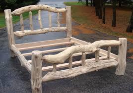 creative of pine log furniture rustic log furniture bedroom custom