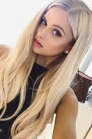 hairstyles for long hair blonde 28 flirty blonde hair colors to try in 2018 bombshells madonna