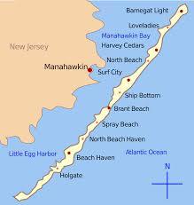 Intracoastal Waterway Map Little Egg Harbor Wikipedia