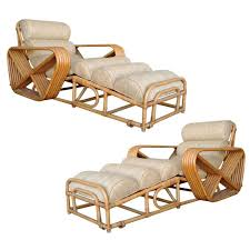 bamboo lounge chairs 73 for sale at 1stdibs