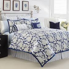 Nautical Bedspreads Bedding Interior Design Magazine Nautica Bedroom Collections