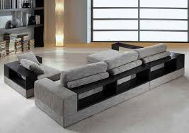 gray sectional with ottoman brown fabric sectional with ottoman vg39 fabric sectional sofas