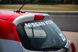 nissan micra vs swift 2016 nissan micra cup proves you can race a cheap car with no