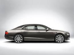 bentley car this is bentley u0027s sexier looking 2014 continental flying spur