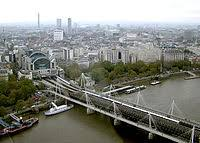hungerford bridge hungerford bridge simple english wikipedia the free encyclopedia