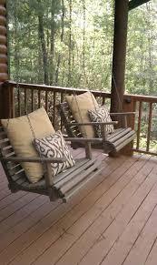 Best 25 Rustic Porch Swings Ideas On Pinterest Farmhouse Porch