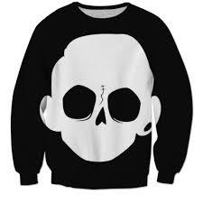 skull sweater skull sweater