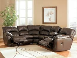 Faux Leather Sectional Sofa With Chaise Minimalist Living Room Style With Sectional Sofa Furniture Set