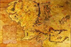 The Hobbit Map Middleearthmap Explore Middleearthmap On Deviantart