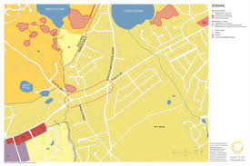 New Orleans Zoning Map by Cape Cod Commission Resource Center