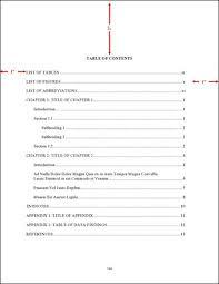 Table of Contents UNC Chapel Hill Graduate School   The University of North Carolina