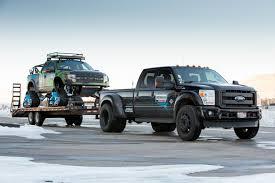 Ford Raptor Super Truck - ken block and his raptortrax moto networks