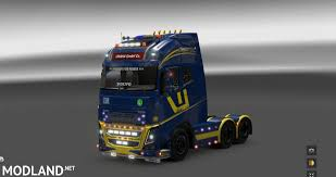 volvo 870 truck volvo fh 2012 v20 21r mod for ets 2