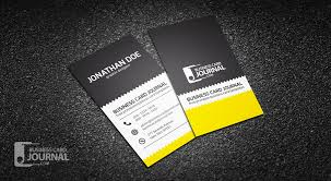 Free Design Business Cards Creative Zigzag Design Business Card Template