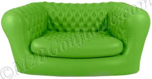 canapé gonflable chesterfield nos mobiliers gonflables m2b gonflable