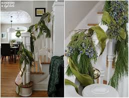 Christmas Banister Garland Ideas 17 Christmas Garden Ideas Festive And Organic Holiday Decorations