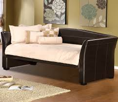 Leather Daybed With Trundle Fabulous Leather Daybed With Trundle With Hillsdale Montgomery