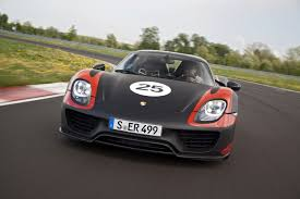 porsche 918 crash 2014 porsche 918 spyder european car