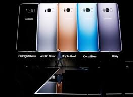 samsung galaxy s8 and s8 plus will come in 5 colors business insider