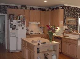Maple Finish Kitchen Cabinets Racks Time To Decorate Your Kitchen Cabinet With Cool Pickled