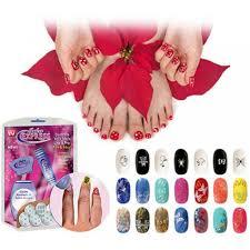 salon express as seen on tv nail art stamping kit u2013 trendy deals