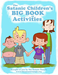 satan u0027s first activity book for children general discussions