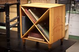 How To Make Wine Crate Coffee Table - tips u0026 ideas diy wood crate coffee table recycled wine crates